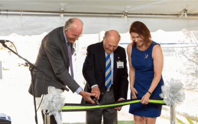 Silberline Dedicates Waterborne Facility Expansion