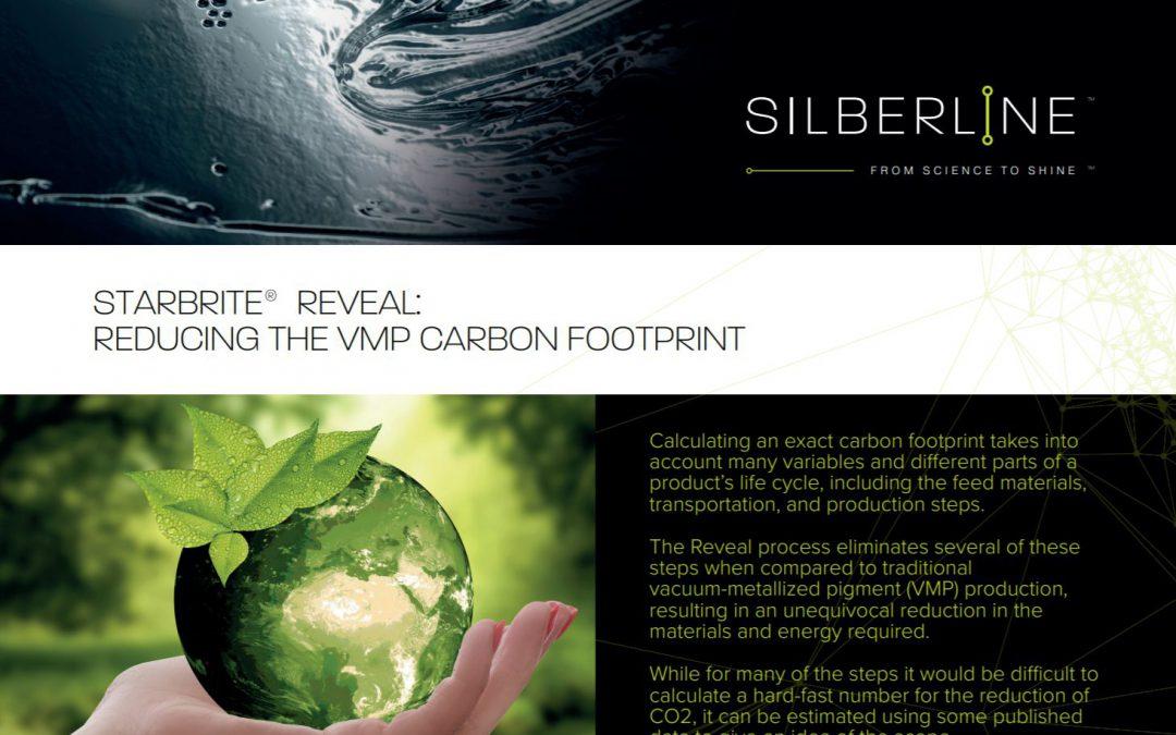 StarBrite Reveal Sustainability
