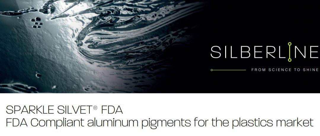 Sparkle Silvet FDA Pellets for Plastics